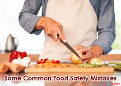 Food safety in the kitchen is a matter of great concern among the majority of housewives. #yooshopper https://www.yooshopper.com/blog/some-common-food-safety-mistakes/