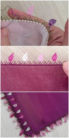 Crochet Needles, Needle Lace, Baby Knitting Patterns, Scarf Styles, Diy And Crafts, Create, Accessories, Crocheting Patterns, Ideas