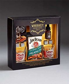 Deluxe Cocktail Gift Sets