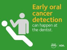 The Top 7 Risk Factors for Oral Cancer Read an ADA article on the top 7 risk factors for oral cancer.