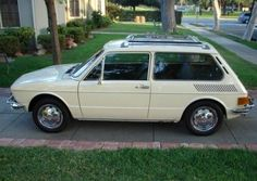 1975 Volkswagen Brasilia Wagon For Sale Profile