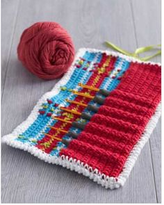 Plaid-y Hook Caddy in Lily Sugar 'n Cream Solids. Discover more Patterns by Lily Sugar 'n Cream at LoveCrochet. We stock patterns, yarn, hooks and books from all of your favorite brands.