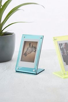 Small Acrylic Photo Frame - Urban Outfitters