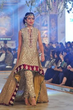 Zainab Chottani Collection at Pantene Bridal Couture Week 2013 Day 2