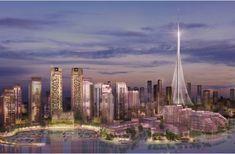 Creek Harbor. Future plus haute tour du monde. 2020