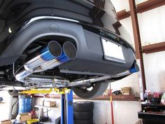 ISIS PERFORMANCE RACE EXHAUST GENESIS COUPE 3.8L V6 2010 - 2015