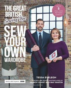 The Great British Sewing Bee (Hardcover). After the resounding triumph of the first Great British Sewing Bee series and tie-in book, here is the. Sewing Hacks, Sewing Tutorials, Sewing Projects, Sewing Patterns, Sewing Ideas, Sewing Tips, Vintage Patterns, Dress Patterns, Diy Projects