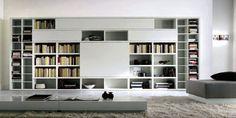 libreria con anta scorrevole - Cerca con Google