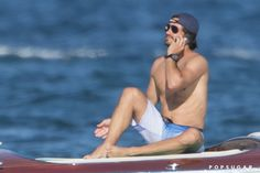 Pin for Later: The Sexiest Shirtless Moments of 2015! Prince Carl Philip of Sweden