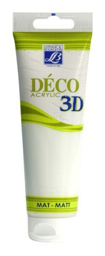Lefranc & Bourgeois Peinture Déco 3D mat 120 ml Blanc Cha... https://www.amazon.fr/dp/B007QTN8KC/ref=cm_sw_r_pi_dp_nVZnxbEV6N8VD
