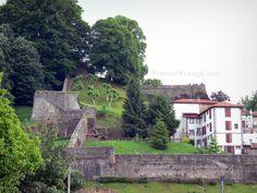 Saint-Jean-Pied-de-Port: Fortifications et maisons de Port