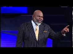 In spite of society's view of who you are, when God has blessed you with a gift, you are blessed, anyhow! Watch the rebroadcast of Your Problem Serves A Purpose at http://TDJakes.org/watchnow
