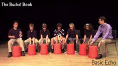 Learn more about how to teach bucket drumming at: http://www.TheBucketBook.com The Bucket Book is a drumming resource for K-12…