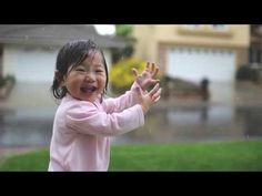 Sweet Baby Experiences Rain for the Very First Time : mashable  2/7/14 - http://mashable.com/2014/02/07/baby-rain-first-time/?utm_cid=mash-com-Tw-main-link