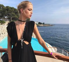 New post on daiilycelebs Cannes, Jean Paul Gaultier Classique, Daphne Groeneveld, Tom Ford Beauty, Daily Photo, Boho Chic, Celebs, Photo And Video, Formal Dresses