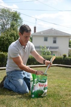 Seeding (with Mark Clement of @myfixituplife) is a Spring DIY project you can do!