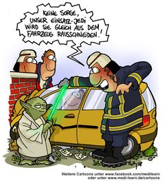 maximal invasiver Humor Star Wars Witze, Star Wars Jokes, Starwars, Funny Scenes, Just Kidding, Sword Art Online, Fire Trucks, Cat Memes, Firefighter