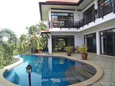 Samui Property, Private 3 / 4 bedroom Sea View Villa