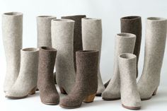 by Liesel Swart Designer Shoes, Sneaker, Felt, Wool, Dutch, Decor, Designers, Style, Fashion