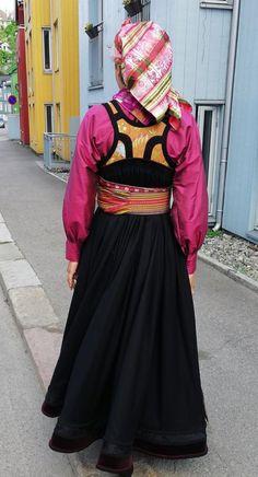 Folk Costume, Costumes, Norwegian Clothing, Folk Clothing, Norway, Scandinavian, Weave, Ethnic, Culture