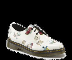 Dr.Martens 1461 Off White Womens Shoes. AVAILABLE HERE...