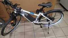 Jarfia Cross, E-Crossbike