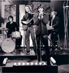 The Doors - The greatest American rock and roll band of all time.