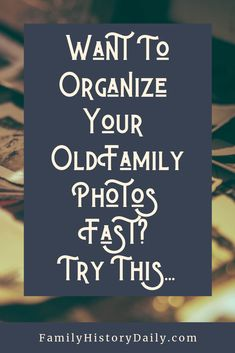 Wondering how to organize your genealogy research especially old family photos and pictures? This f Wondering how to organize your genealogy research especially old family photos and pictures? Genealogy Research, Family Genealogy, Genealogy Sites, Photo Record, Genealogy Organization, Photo Scan, Old Family Photos, Family Photo Album, Family Research