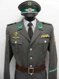 Grenzflieger Grenztruppen Uniform photo by boreasklipper