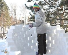 List of FUN snow activities for kids! (Can't wait!!)