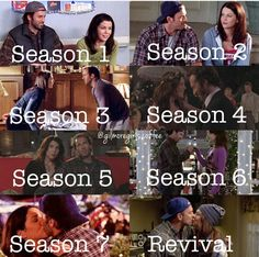 Luke and Lorelai Gilmore Girls Seasons, Gilmore Girls Quotes, Rory Gilmore, Lorelai Gilmore Quotes, Gilmore Girls Funny, Stars Hollow, Luke And Lorelai, Team Logan, Glimore Girls