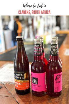 Where to eat and Drink in Clarens, South Africa, including Clarens Brewery Free State, Brewery, South Africa, Road Trip, Bucket, Drinks, Travel, Rice, Drinking