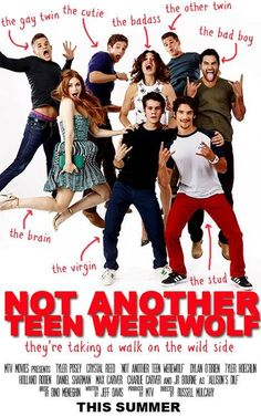 Teen Wolf!! Haha this is great!