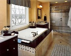 Master Bathroom Designs   Designing your Master Bathroom Interior Design Ideas to be a place of ...