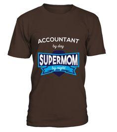 Accountant by day supermom by night