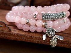 Handmade Long Gemstone Bracelets
