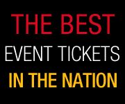 The Best Concert Tickets in the Nation! $10 off any Event Ticket, Use Code: 10off at checkout with $30 minimum purchase. Find Tickets Now!