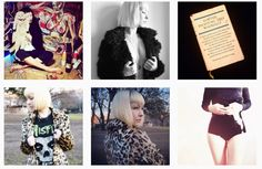 Our february Retrospective featuring a little #Instagram best of is up on the blog now, go check it out. #antimuse #alternativefashion #alternativefashionblog