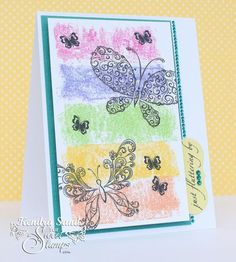 Just Fluttering By by jksand - Cards and Paper Crafts at Splitcoaststampers