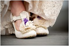 shoe inspiration - Irregular Choice shoes bridal | Image by Jessica Maida Photography