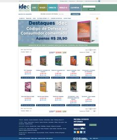 E-commerce do IDEC (Instituto de Defesa do Consumidor) (2011)