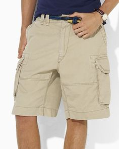 Polo Ralph Lauren Vintage Chino Gellar Fatigue Shorts