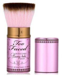 Best Bronzer Brush: Too Faced Bronze-Buki Brush