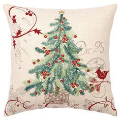 I pinned this Douglas Pillow from the Gifts From $15 event at Joss and Main!