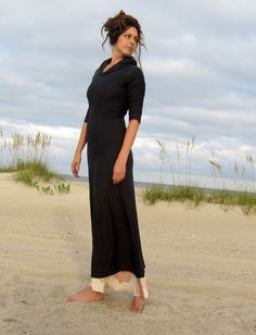 Gaia Conceptions - Stretchy Hooded Long Dress, $160.00 (http://www.gaiaconceptions.com/stretchy-hooded-long-dress/)