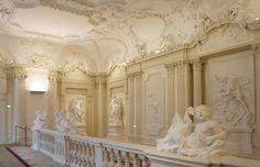 Staircase Liechtenstein Vienna