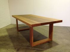 Reclaimed spotted gum. Hoop leg style. 80mm top. 2200mm by 1200mm by 750mm. Contact us today custom spotted gum tables.