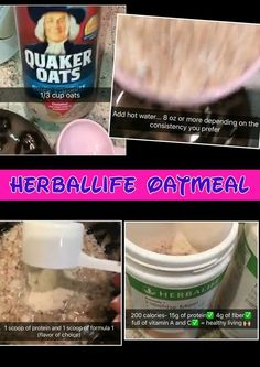 Herbalife Healthy Meal, Herbalife Meal Plan, Herbalife Protein, Herbalife Shake Recipes, Herbalife Weight Loss, Protein Shake Recipes, Herbalife Nutrition, Protein Shakes, Smoothie Recipes