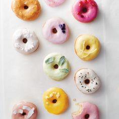 For the Love of Doughnut-Making - Jennifer Aaronson's secrets to deep-fried success. : marthastewart - 6/5/14