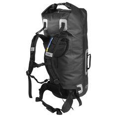 6095512a9932b OverBoard Waterproof Backpack Dry Tube 60 Liters 3 CU in Bag Black for sale  online. Sport Hobby Stuff